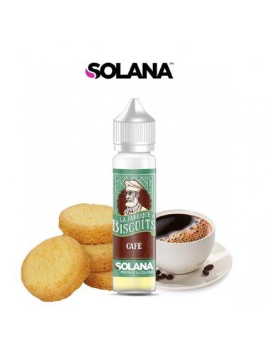 SolanaLa fabrique à biscuit Café