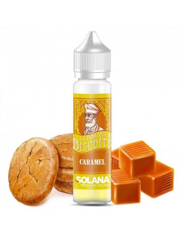 SolanaLa fabrique à biscuit Caramel