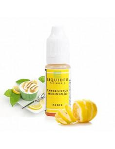 Tarte citron meringuée...