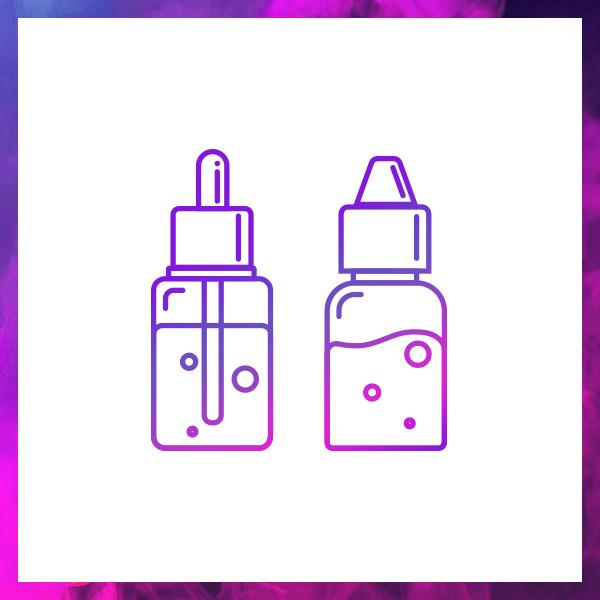 catégorie e-liquides