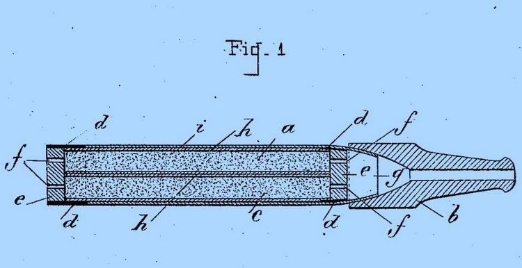 schéma brevet invention e-cigarette