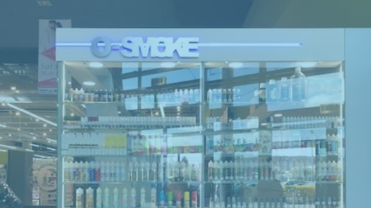 magasin O'smoke Vernon