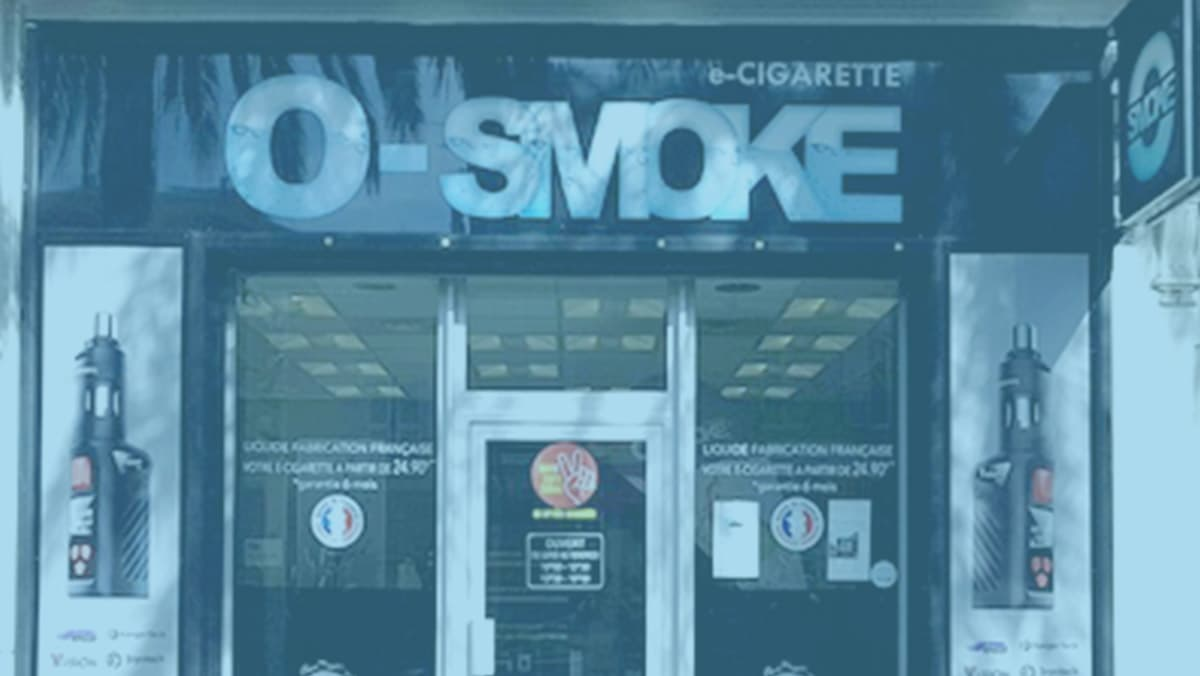 magasin O'smoke Grasse