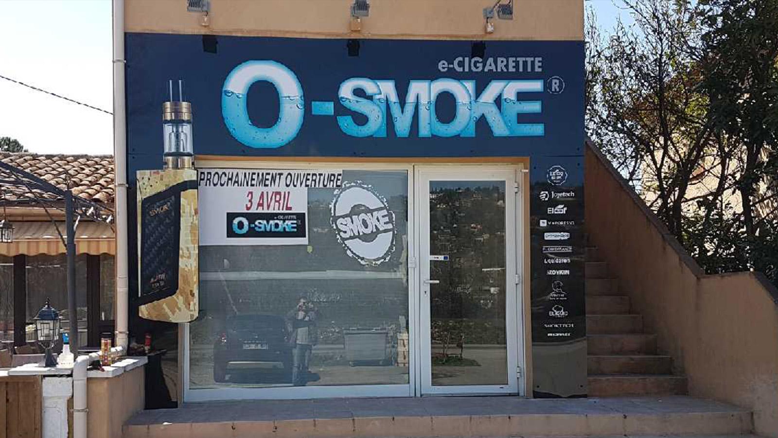 magasin O'smoke Montauroux