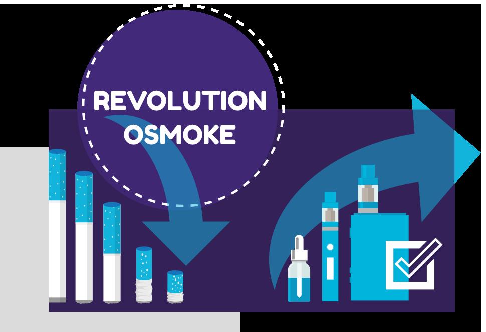 révolution o'smoke