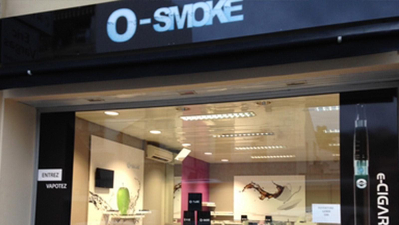 magasin O'smoke Saint-Laurent-du-Var