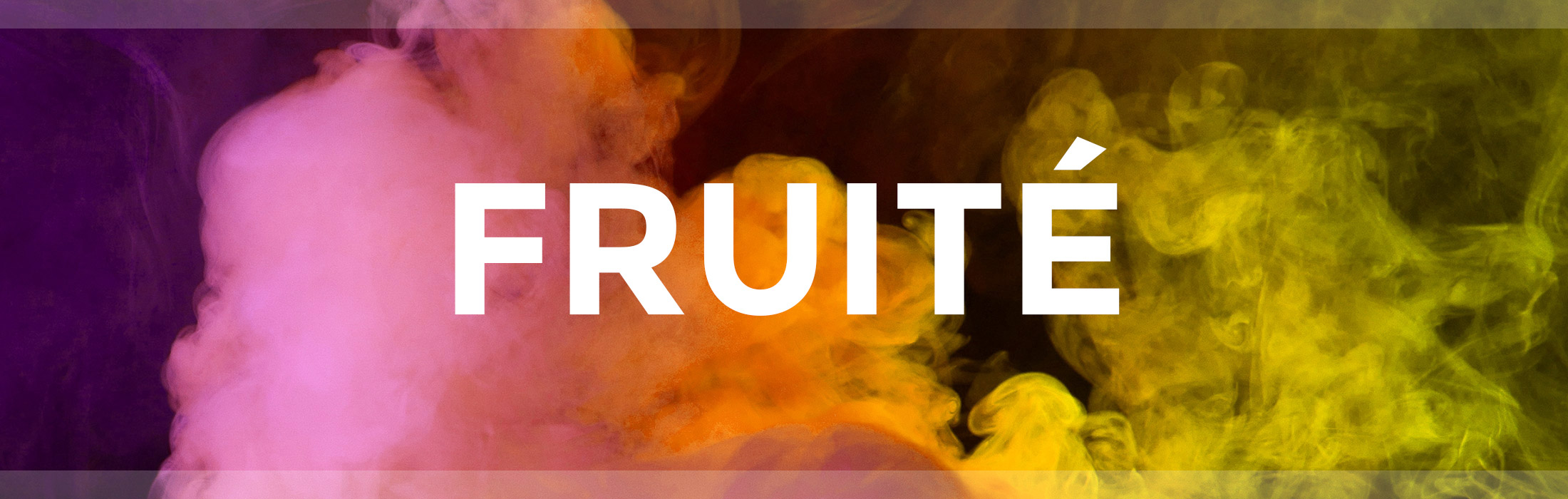 saveurs fruité e-liquide