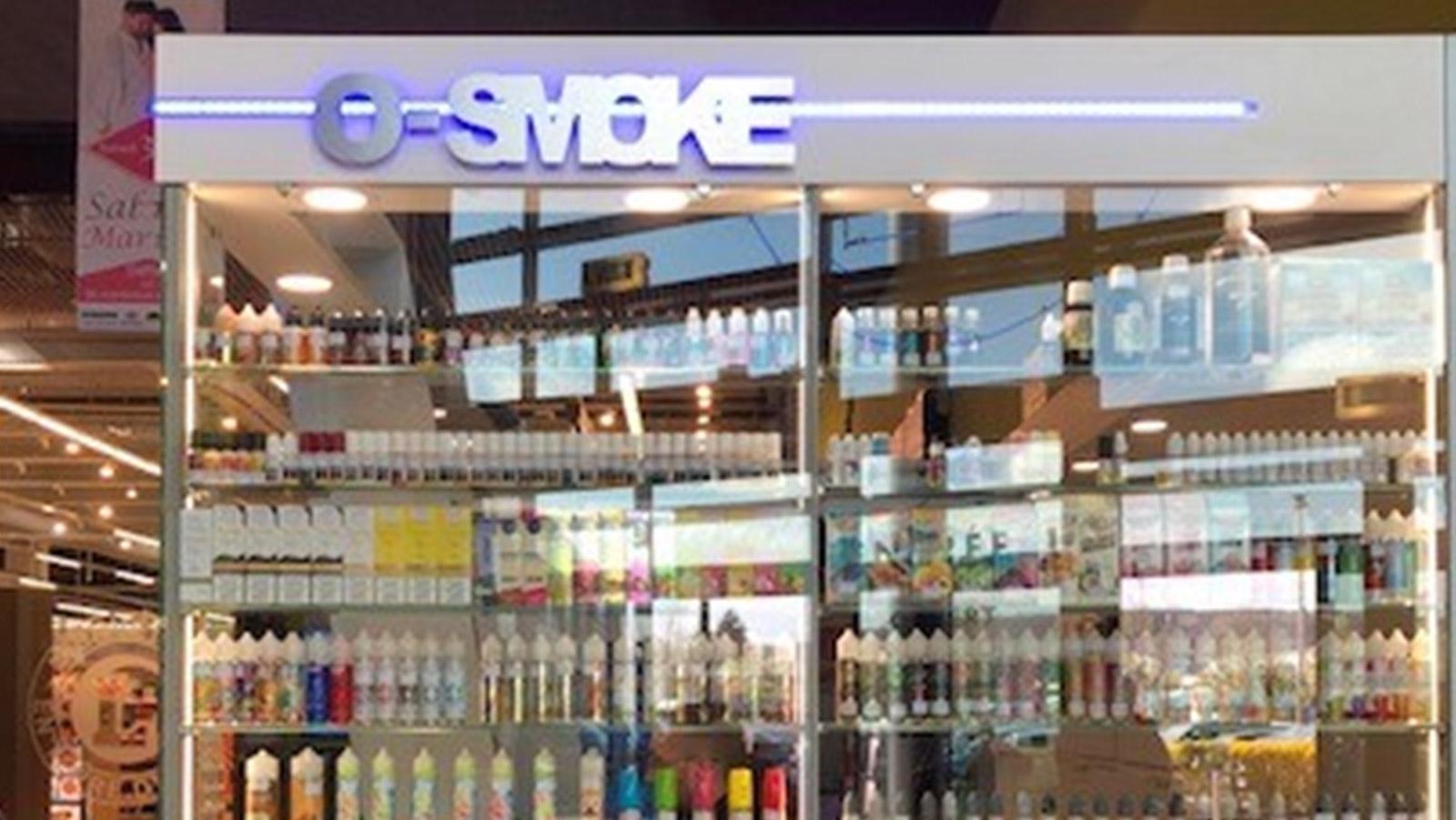 magasin O'smoke Vernon